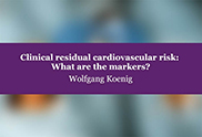 Clinical residual cardiovascular risk