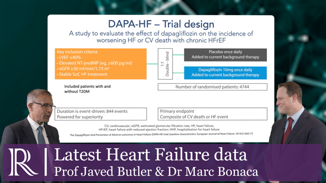 AHA 2019: Update on the latest Heart Failure data - Dr Marc Bonaca & Prof Javed Butler