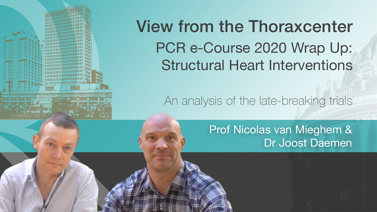 PCR e-Course 2020 Structural Heart Interventions