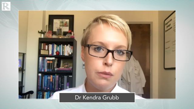 Updates from the New Heart Valve Patient National Survey Data — Dr Kendra Grubb