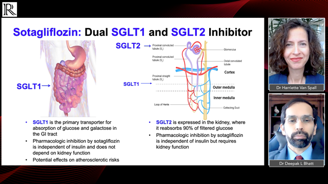 AHA 2020 Discussion: The SOLOIST-WHF Study— Drs Deepak Bhatt and Harriette Van Spall
