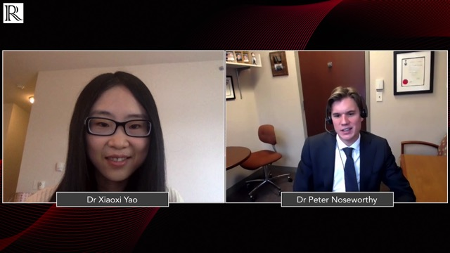 AHA 2020: EAGLE Trial Results — Drs Xiaoxi Yao & Peter Noseworthy