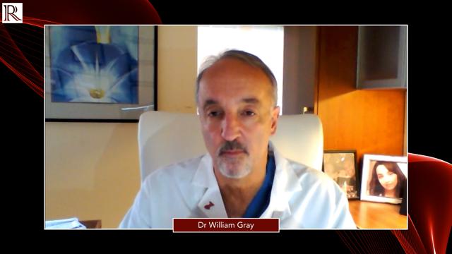 VIVA 2020: DISRUPT PAD III Results — Dr William Gray