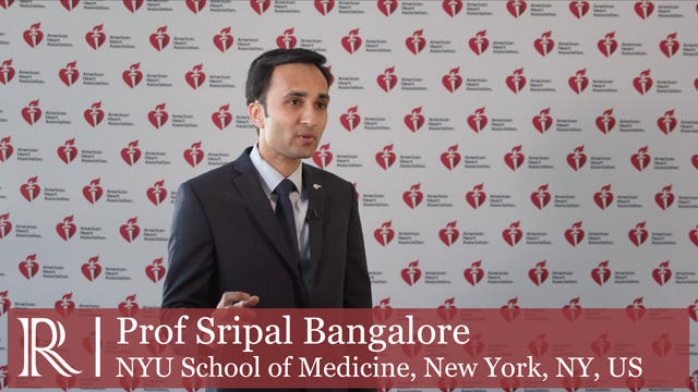 AHA 2019: Updates From ISCHEMIA-CKD – Prof Sripal Bangalore