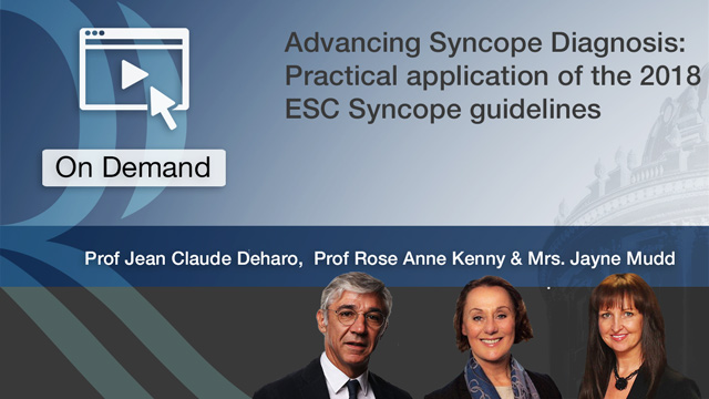 2018 ESC Syncope Guidelines