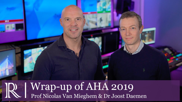 Wrap-up of AHA 2019 - An analysis of the late-breaking trials