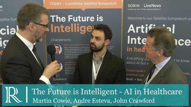 The Future Is Intelligent - Martin Cowie, Andre Esteva & John Crawford - EHRA 2018