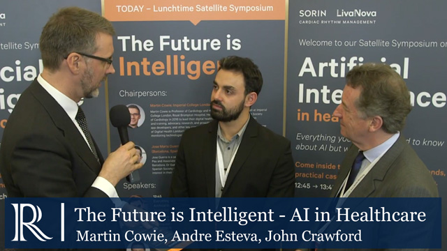 The Future Is Intelligent - Martin Cowie, Andre Esteva & John Crawford - EHRA 2018