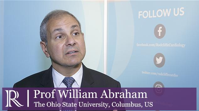 HFA 2018: FIX-5C And The EU Registry - Cardiac Contractility Modulation In HFrEF - Prof William Abraham
