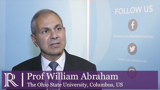 HFA 2018: GENETIC-AF -Pharmacogenetic Guided Beta-Blocker Therapy - Prof William Abraham