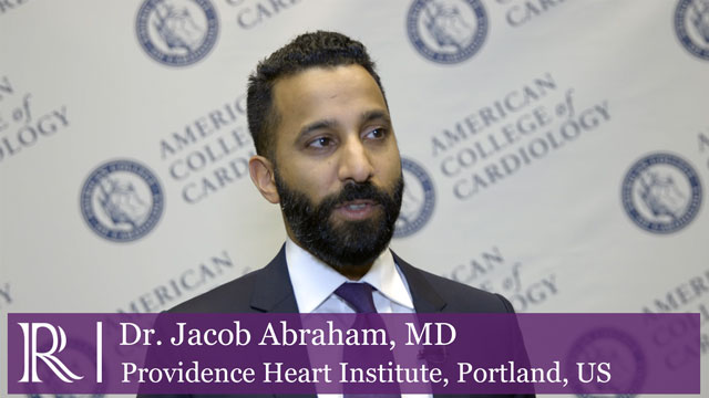 Pulmonary Artery Pressure Sensor - ACC 2018 by Jacob Abraham