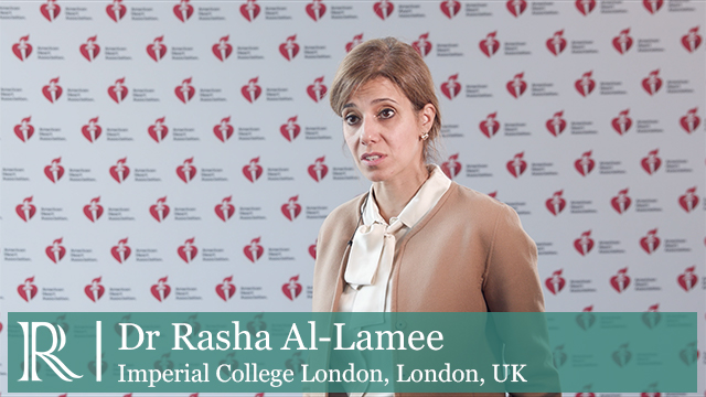AHA 19: Commentary on the ISCHEMIA Trial — Dr Rasha Al-Lamee