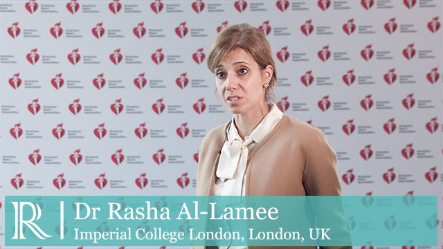 AHA 19: Commentary on the ISCHEMIA Trial — Dr Rasha Al-Lamee