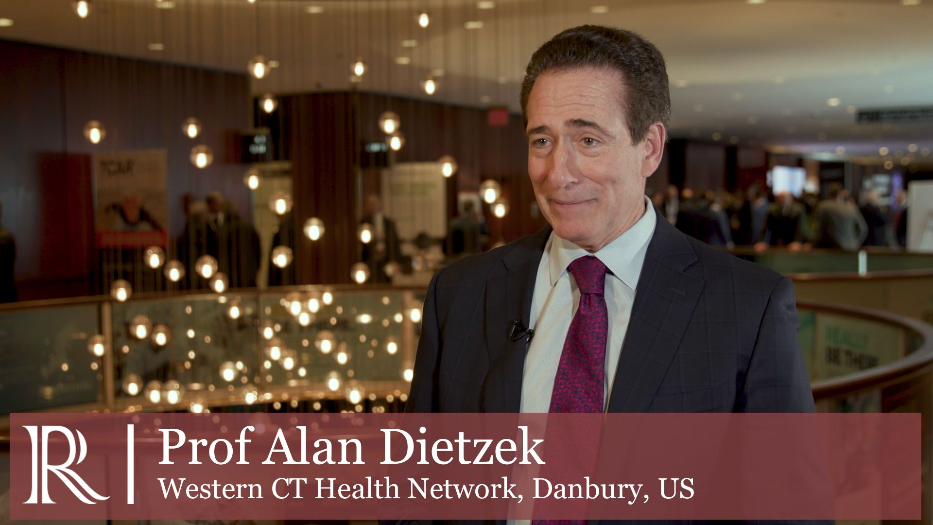 VEITHsymposium™ 2019: Status of Vascular Surgery in the US — Prof Alan Dietzek
