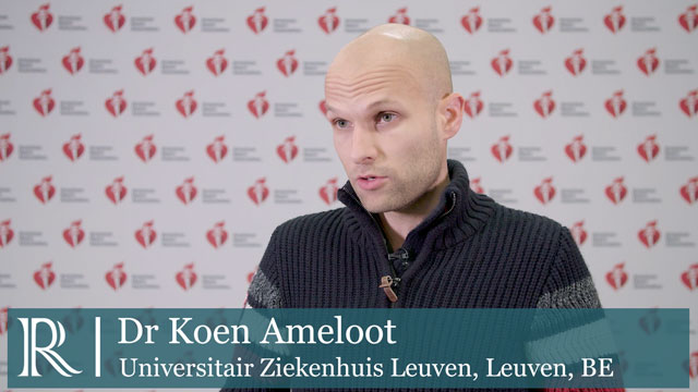 AHA 2018: The Neuroprotect Trial - Dr Koen Ameloot