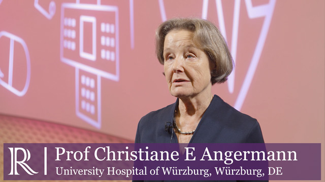 DGK 2019: Results REPORT-HF - Professor Christiane Angermann