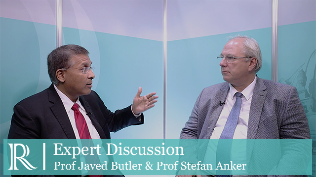 Use Of SGLT2 Inhibitors In Clinical Practice by Prof Javed Butler & Prof Stefan Anker
