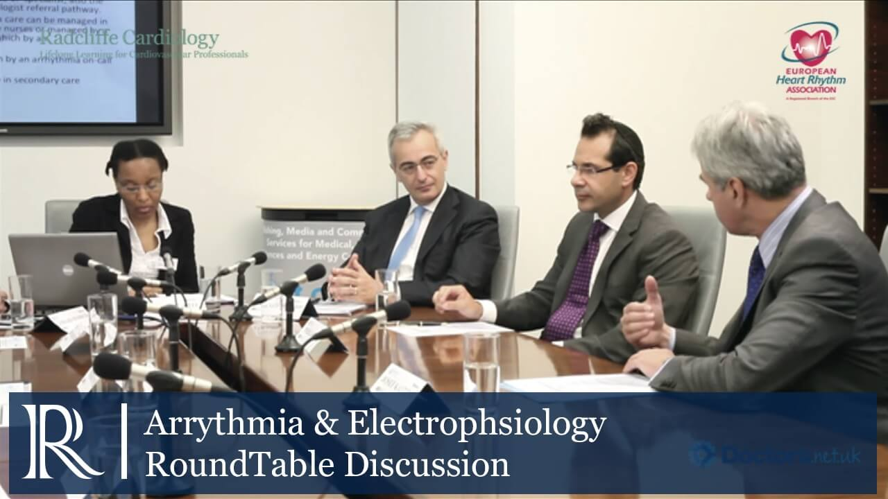 Arrhythmia & Electrophysiology Roundtable Discussion