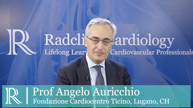 EHRA 2019: EHRA CRT Highlights - Prof Angelo Auricchio