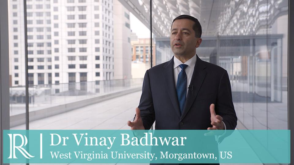 TCT 2019 : STS Registry - Dr Vinay Badhwar
