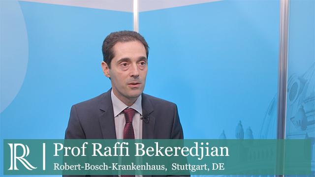ESC 2018: GARY - Prof Raffi Bekeredjian