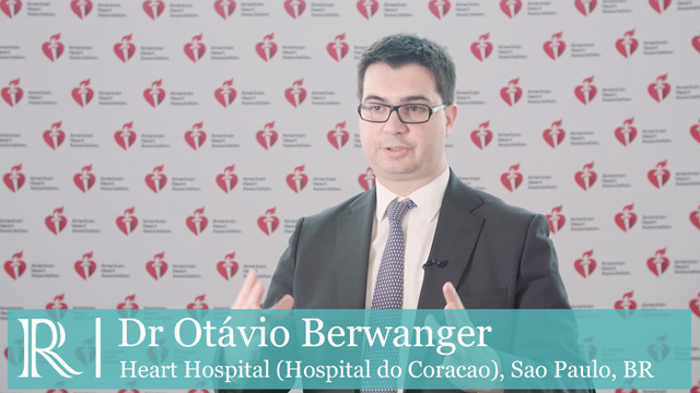 AHA 2018: BRIDGE-CV - Dr Otávio Berwanger