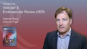Stephen Black, Editor-in-Chief for Vascular & Endovascular Review