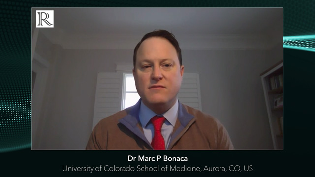 ACC 2020: Primary Results Of The Voyager Pad Trial — Dr Marc P Bonaca