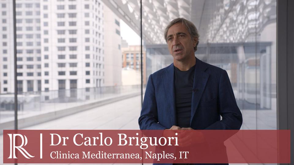 TCT 2019 : REMEDIAL III - Dr Carlo Briguori