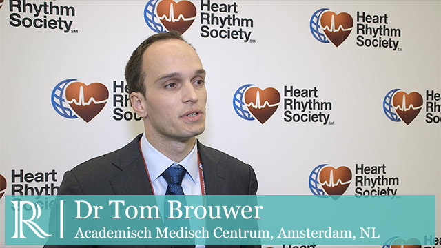 HRS 2018: Novel Filter For S-ICD - Dr Tom Brouwer