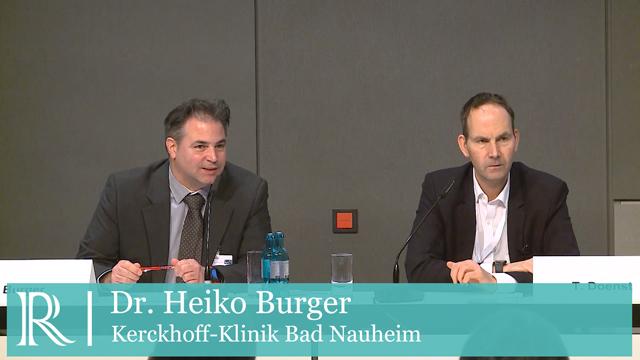 DGTHG 2020: Zusammenfassung - Dr. Heiko Burger