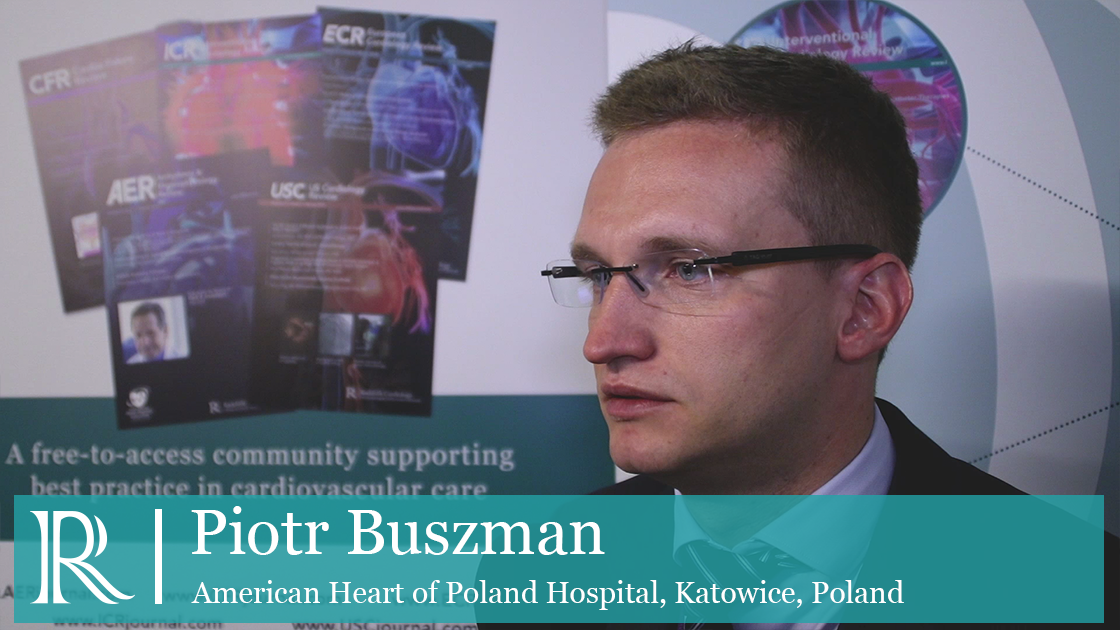Trial Evaluating Novel, Microcrystalline, Biodegradable Polymer Paclitaxel Coated Balloon Interview with Piotr Buszman