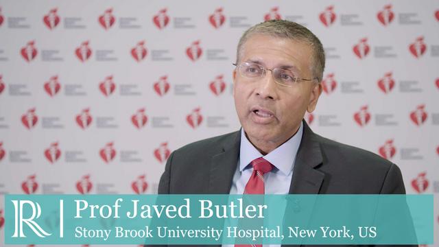 AHA 2018: EMPRISE - Prof Javed Butler