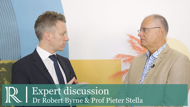 TCT 2018: ReCre8 - Dr Robert Byrne & Prof Pieter Stella