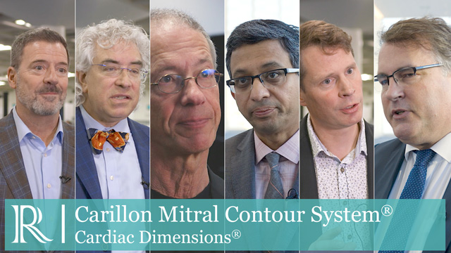Cardiac Dimensions and the Carillon Mitral Contour System®