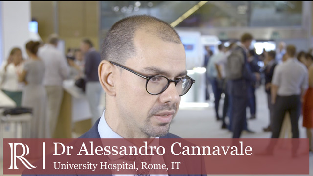 CIRSE 2019 : Anticoagulation in peripheral arterial disease (PAD) - Dr Alessandro Cannavale
