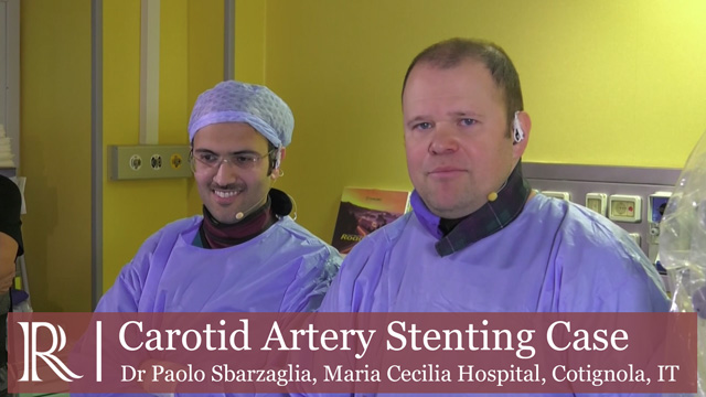 JIM 2019 - Carotid Artery Stenting Case