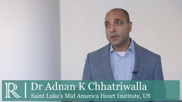 TCT 2019 : STS/ACC TVT Registry - Dr Adnan K Chhatriwalla