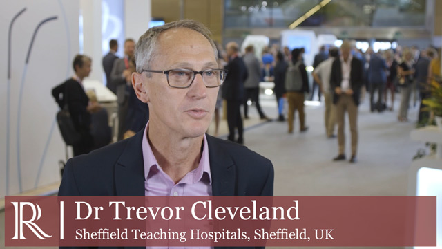 CIRSE 2019: Carotid artery stenting is just for symptomatic patients-Dr Trevor Cleveland