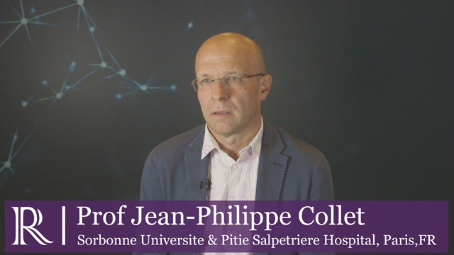 ESC 2019: Sudden cardiac death during endurance races - Prof Jean-Philippe Collet