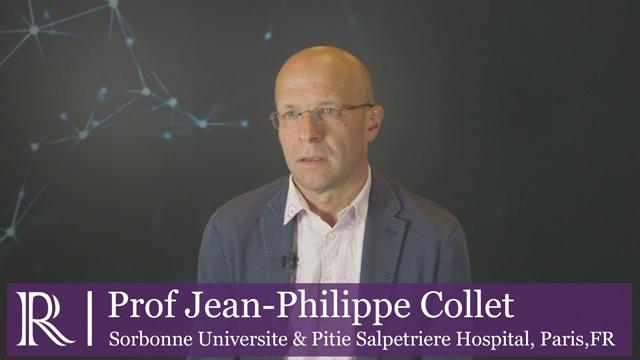 ESC 2019: Sudden cardiac death during endurance races - Prof Jean-Philippe Collet