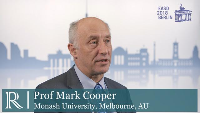 EASD 2018: CARMELINA - Prof Mark Cooper