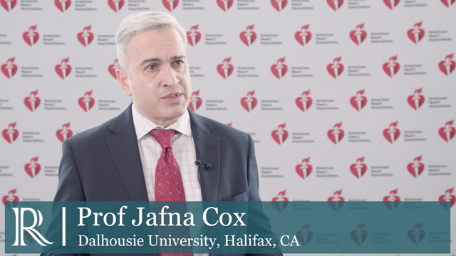 AHA 2018: IMPACT-AF - Prof Jafna Fox