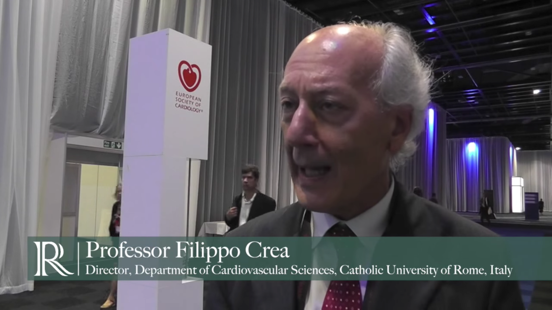 ESC 2015: Inflammation And Coronary Artery Disease