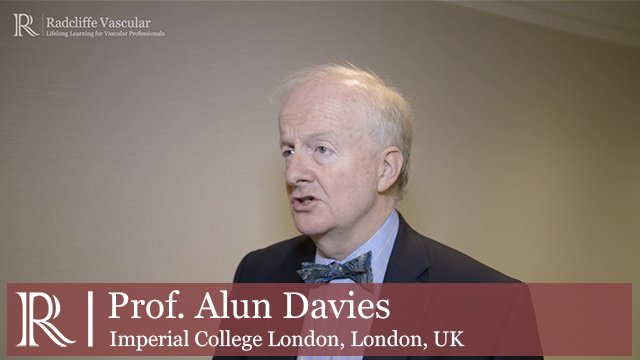 CX 2018 - The EVRA (Early Venous Reflux Ablation) Ulcer trial - Alun Davies