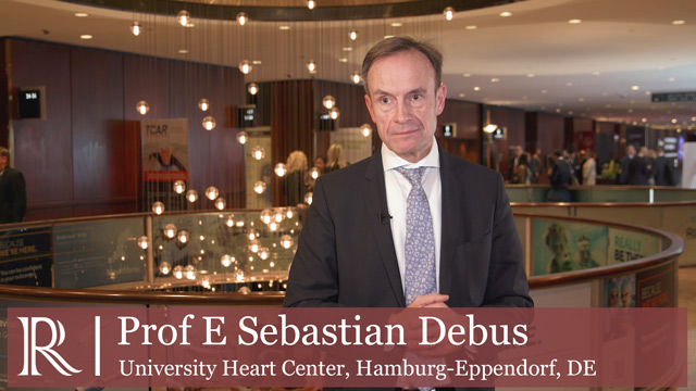VEITHsymposium™ 2019 - Highlights from the 2019 European (ESVS) AAA Guidelines - Prof E Sebastian Debus