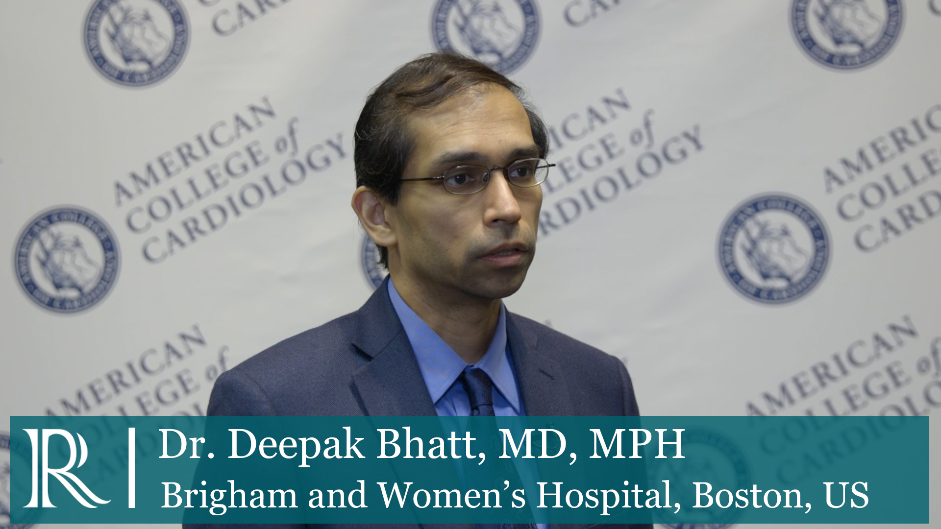 Alirocumab In Patients After Acute Coronary Syndrome discusses with Deepak Bhatt