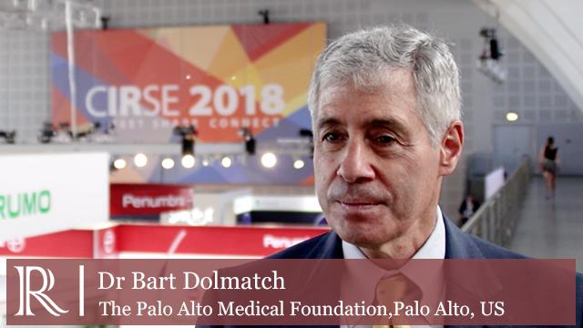 CIRSE 2018: AveNEW - Dr Bart Dolmatch