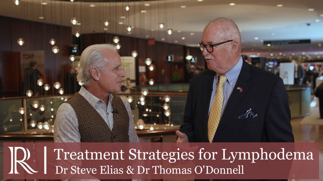 VEITHsymposium™ 2019 - Treatment Strategies for Lymphodema - Dr Steve Elias &  Dr Thomas O'Donnell