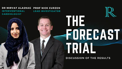 TCT Connect 2020 Discussion: The FORECAST Trial — Prof Nick Curzen & Dr Mirvat Alasnag